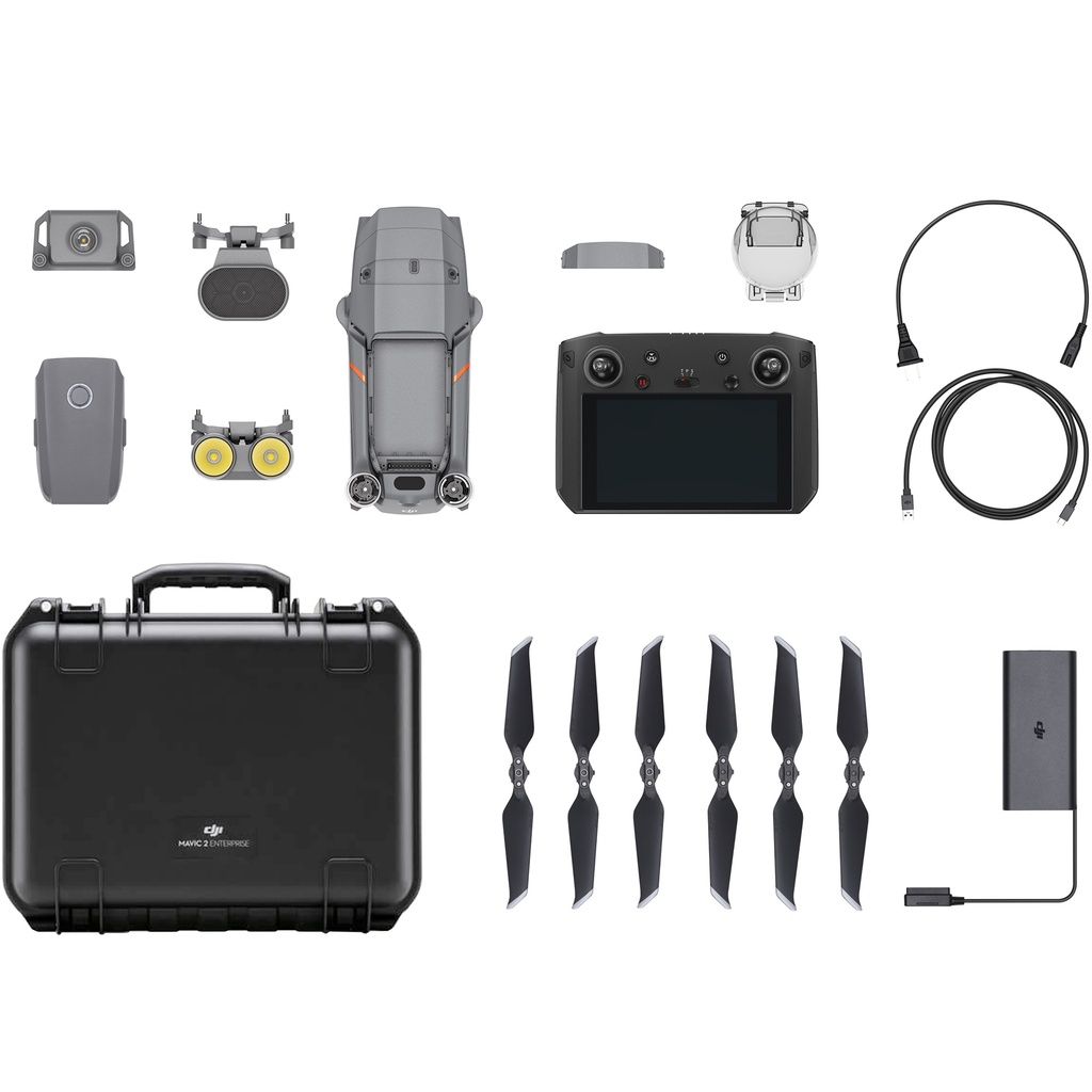 DJI Mavic 2 Enterprise Advanced In The Box CP.EN.00000337.01